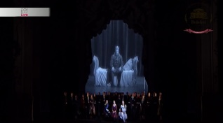 Cena de Hamlet