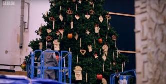 Montagem da Árvore