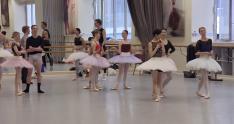 Corpo de baile (Foto: Reprodução)