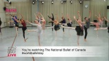 Movimentos sincronizados de Paz de la Jolla! (Foto: Reprodução)