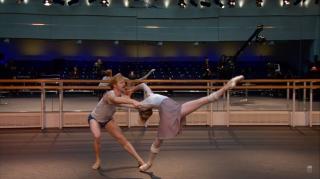 McRae e Sarah Lamb em Mayerling