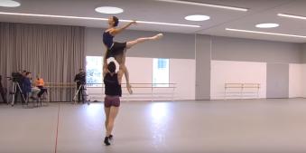Robyn Hendricks e Kevin Jackson, Australian Ballet (Foto: Reprodução)